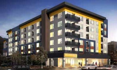 The Bonneville Apartments