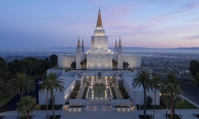 Oakland, California Temple