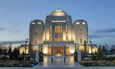 Meridian, Idaho Temple