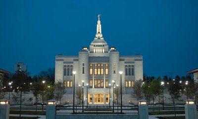 Sapporo, Japan Temple