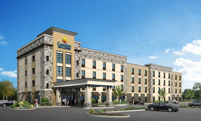 Comfort Inn & Suites Salt Lake City