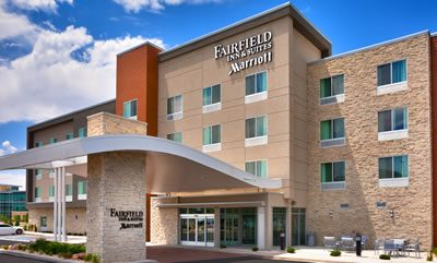 Fairfield Inn & Suites Midvale