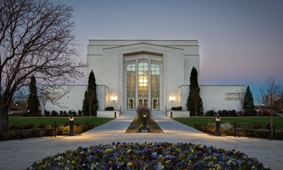 Ogden Temple Tabernacle