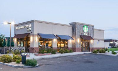 Starbucks Laramie