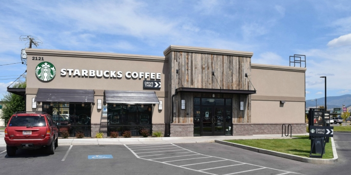 Starbucks Missoula The Richardson Design Partnership