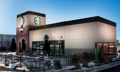 Starbucks Ogden