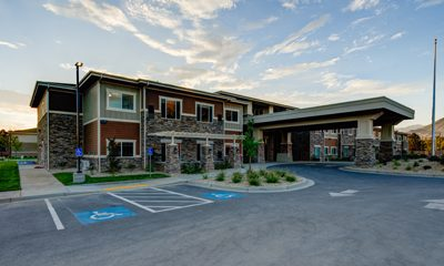 Orem Assisted Living Care Facility