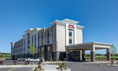 Hampton Inn & Suites Rexburg