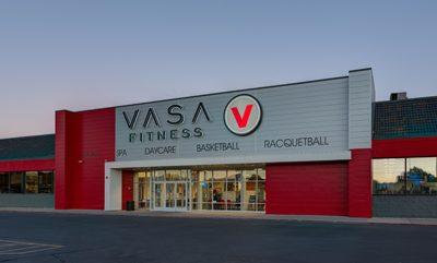 Vasa Fitness Magna